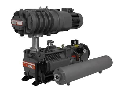 Pompa bezolejowa dla przemysłu ciężkiego - Edwards Drystar