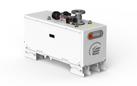 Pompa bezolejowa dla przemysłu ciężkiego - Edwards GXS