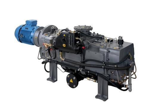 Pompa bezolejowa dla przemysłu ciężkiego - Edwards iDX1000