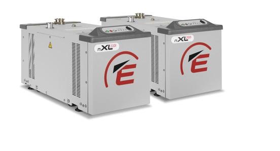 Pompa wielostopniowa dla przemysłu lekkiego - Edwards nXLi