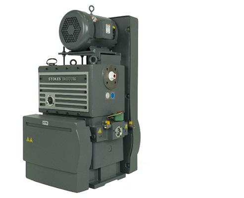Pompa rotacyjna tłokowa - Edwards Stokes Microvac